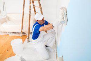 rénovations de peinture