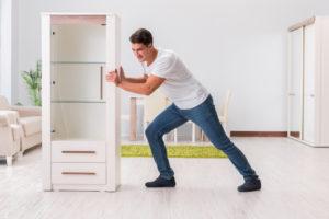 se débarrasser des meubles