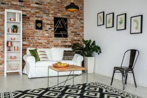 intérieur style vintage